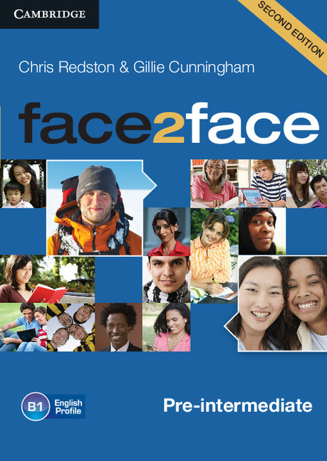 Face2face 2nd Edition Pre-Intermediate Class Audio CDs
