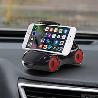Bakeey ™ ALT-6 Roadster 360 ° Регулируемая всасывающая настольная подставка для телефона под телефон под 6,5-дюймовым