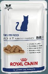 Royal Canin (Роял Канін) NEUTERED ADULT MAINTENANCE консерва для кастрованих / стерилізованих котів і кішок, 100 г
