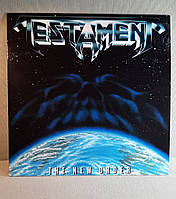 CD диск Testament - The New Order