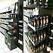 Изготовление стендов для напитков Burn на заказ для магазинов, фото 5