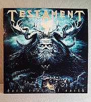 CD диск Testament - Dark Roots of Earth