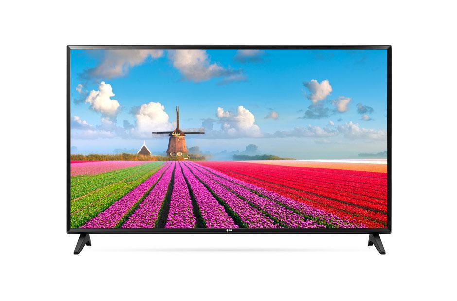 Телевизор LG  49 LJ594V smart