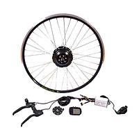 Bikight 36V 250W 26Inch DIY Электрическая модификация горного велосипеда Мотор Велосипедные комплекты передних колес