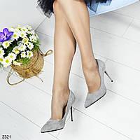 Туфли-лодочки женские на шпильке