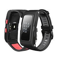 T280.96inchOLEDGPSТрекЗапись Умный Браслет Динамический Сердце Рейтинг Водонепроницаемы Smart Watch