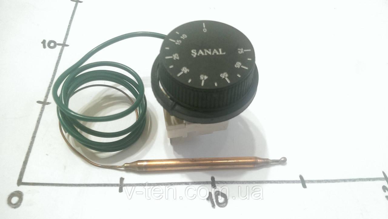 Терморегулятор 10-75°C капиллярный Sanal (Турция)