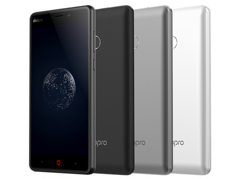 "Смартфон Doopro P1 Pro, 2sim, 4200mAh, 5/2Мп, 4 ядра, экран 5"" IPS, 2/16Gb, GPS, 4G, Android 6.0"