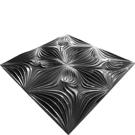 """Форма для изготовления 3D-панелей """"Волшебный цветок"""", фото 2"""