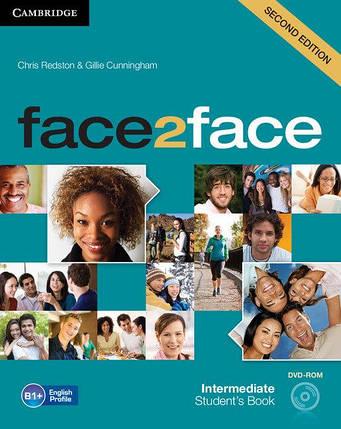 Face2face 2nd Edition Intermediate SB + DVD-ROM, фото 2