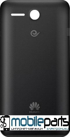 Задняя Панель Корпуса (Крышка) для Huawei Y300 U8833   Ascend Y300D (Черная)