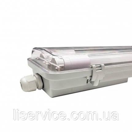 Корпус Евросвет EVRO-LED-SH-40 2*1200 SLIM, фото 2