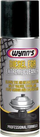 Очиститель системы забора воздуха дизельных двигателей Wynns 200 мл.