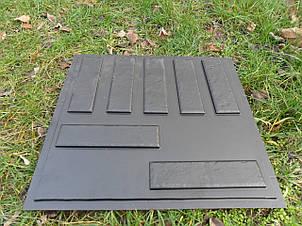 """Форма для искусственного камня """"Клинкер"""", фото 2"""