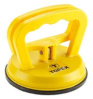 Присоска для установки стекол, TOPEX