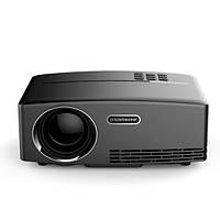 GIGXON G88 1800 ANSI Lumens Разрешение 800 x 480 Домашний кинотеатр LCD Portable Проектор Mini Проектор