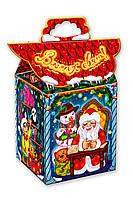 Подарочная новогодняя упаковка Почта Деда Мороза 500 г