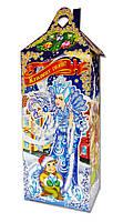 Подарочная новогодняя упаковка Снеждая королева 300-450 кг