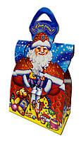 Подарочная новогодняя упаковка Дед Мороз 300-450 кг