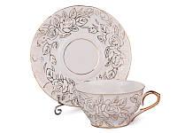 Чайный набор Lefard Золотые розы 12 предметов, 82-482