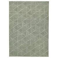 IKEA STENLILLE Ковер с коротким ворсом, зеленый  (803.549.88)