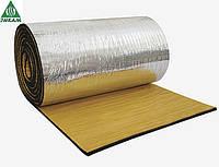 Фольгированная изоляция из вспененного каучука самоклеющаяся PA-FLEX 6 мм