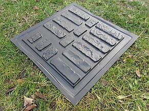 """Форма для искусственного камня """"Кантри"""", фото 2"""