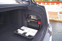 Замена аккумулятора (в багажнике)