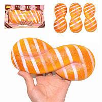 Kiibru Squishy 8 Shape Хлебобулочные изделия Jumbo 20 см Медленный рост Оригинальная коллекция подарков Подарочная игрушка