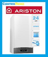 Газовый котел Ariston Clas X 24 CF двухконтурный открытая камера