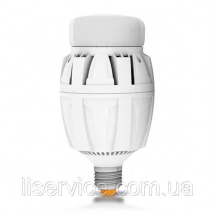 Светодиодная лампа высокомощная VIDEX M88 70W E27 6000K 220V, фото 2
