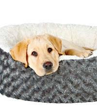 Спальные места, домики для собак и кошек