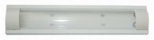 LED Светильник накладной LUMEN под LED лампу Т8 2х600мм (без ламп)