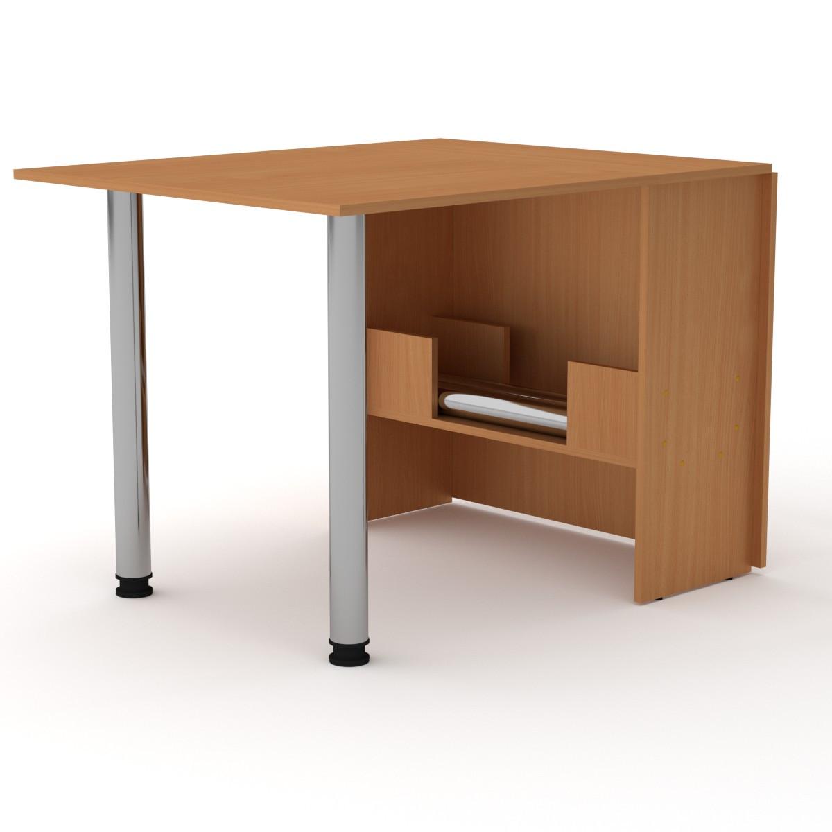 Стол книжка 2 бук Компанит (170х81х73 см)