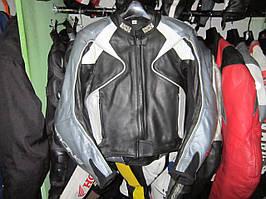 Мото куртка б/у кожа женская IXS RS