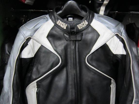Мото куртка б/у кожа женская IXS RS, фото 2