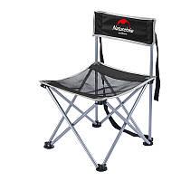 NaturehikeСтулдляскладногокреслаПортативный пикник Пляжный Сверхлегкий стул Макс. Нагрузка 100 кг
