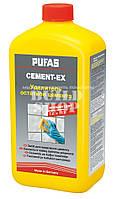 Pufas Cement-Ex Удалитель цементных налетов 1л