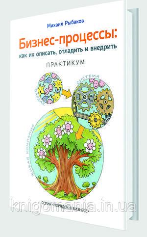 Бизнес—процессы. Михаил Рыбаков