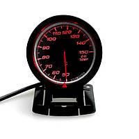 Универсальный Авто Масло Температурный датчик Темп Датчик Авто 60 мм Красный Светодиодный