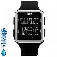 Спортивные наручные часы Skmei 1139 черного цвета