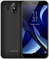 Смартфон ORIGINAL HOMTOM S16 Black (4Х1.3Ghz; 2Gb/16Gb; 13+2МР/8МР; 3000 mAh)