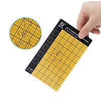 JF-869 Магнитный Болт Матовая карта памяти Рабочая панель Ремонт мобильного телефона Набор 145 x 90 мм