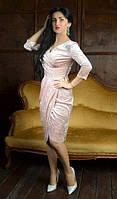 Красивое платье. Вечерние платья. Праздничный look. Коллекция зима 2017-2018. Романтичное платье с декольт, фото 1