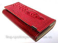Кошелек женский LOREN 72033-RS RED
