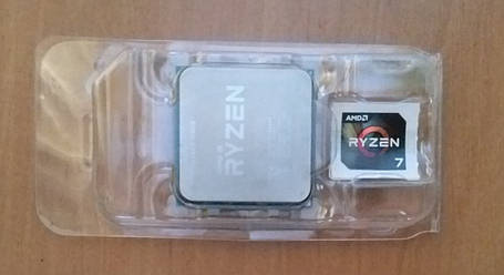 Процессор AMD Ryzen 7 1700X (YD170XBCAEWOF), фото 2