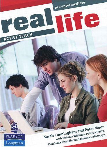 Real Life Pre-Intermediate Active Teach CD-ROM