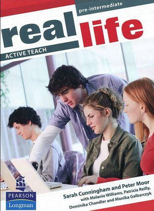 Real Life Pre-Intermediate Active Teach CD-ROM, фото 2