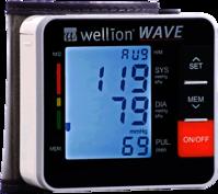 Автоматический тонометр на запястье Wellion WAVE