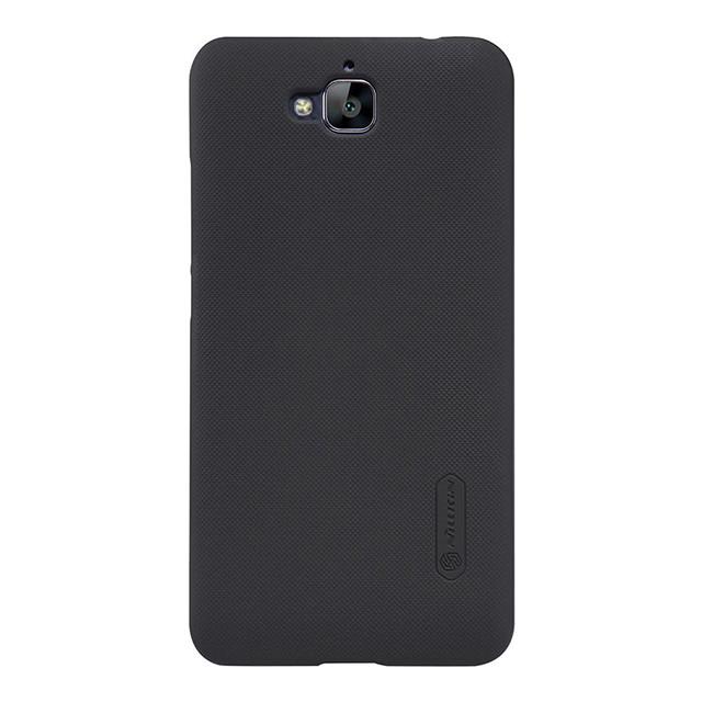 Чехол NILLKIN для Huawei Y6Pro - Super Frosted Shield Black